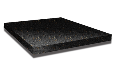 Sport Surface Subsidiary Materia Shockpad, Shockpad, Materials Used in Artificial Sports Pitches, Shock Pad, <strong>Rubber Shock Pad, shockpad under synthetic turf</strong>
